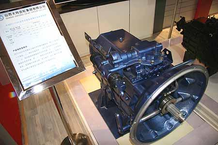 16档变速箱,已经成为国内重型汽车变速箱升级换代的
