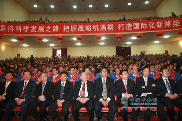 潍柴65周年庆典