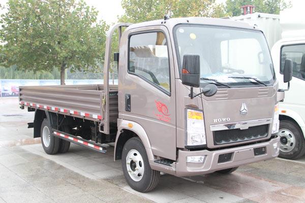 中国重汽卡车产品