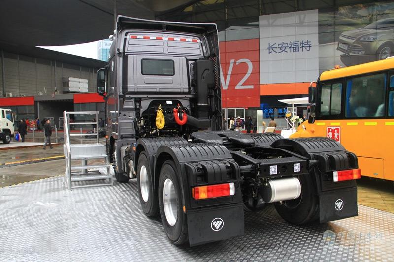 国际范欧曼GTL产品亮相上海车展