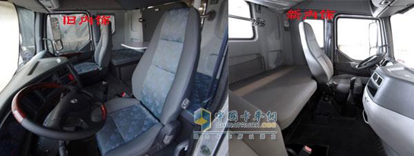 东风货车座椅内部详细结构图