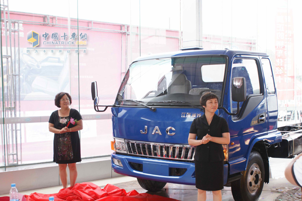 """江淮本部国家级技术中心合作的重要成果,秉承""""价值最高""""的研发高清图片"""