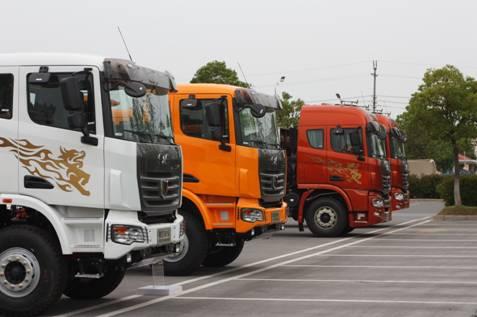 联合卡车产品