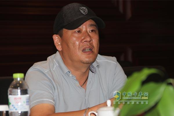北京长春万荣汽车销售有限公司总经理宋涛