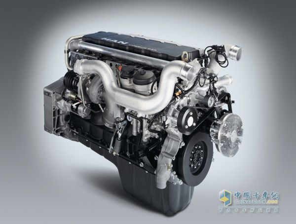 满足欧4排放标准的高压共轨发动机