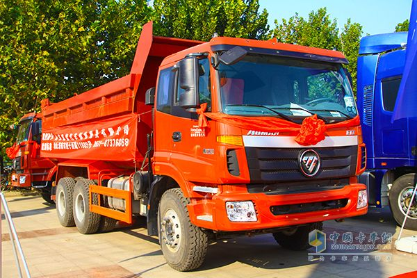 福田汽车 - 卡车车型图片大全_实拍图_中国卡车网
