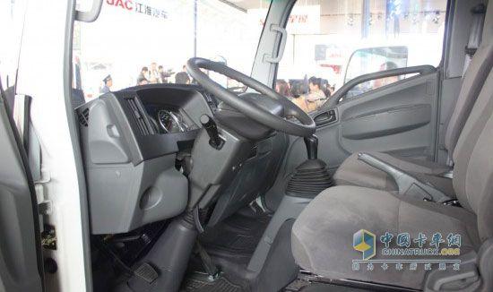 中国卡车驾驶室图片