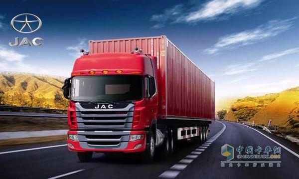 中国卡车网 卡车新闻 卡车 重卡新闻    作为江淮汽车的扛鼎之作,格尔