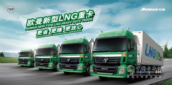 欧曼LNG产品