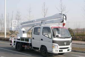 福田汽车奥铃高空作业车(国四)BJ1079VCJFA-AA