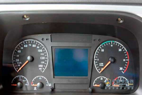 福田 欧曼GTL 6系重卡 430马力 6X4 牵引车 BJ4259SNFKB XC图片