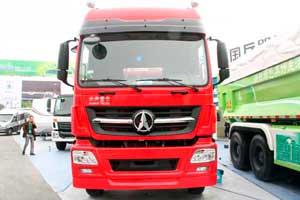 北奔 V3M重卡 336马力 6X2 LNG牵引车