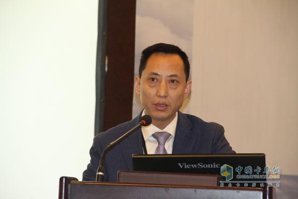 美丰加蓝环保科技有限责任企业技术经济研究院院长首席技术专家陶家明