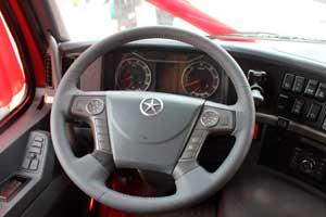大运 N9重卡 430马力 6X4 牵引车