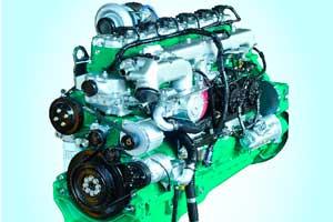 奥威6SN 350马力 国五发动机