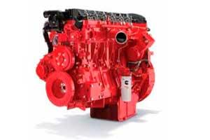 全新康明斯ISG 11L发动机 ISGe4 350马力