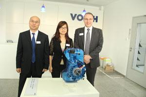 福伊特首款国产化液力缓速器VR115CT发布会实录