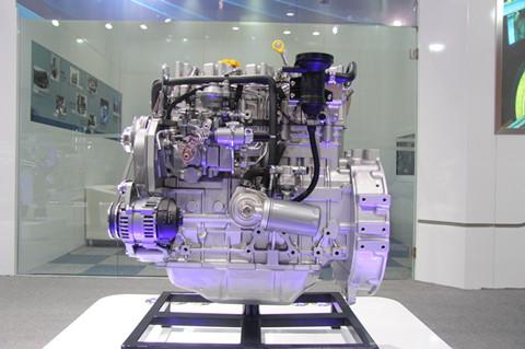 潍柴VM D754IE3 发动机