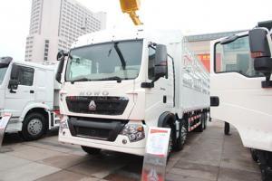 中国重汽 HOWO T5G重卡 8X4载货车