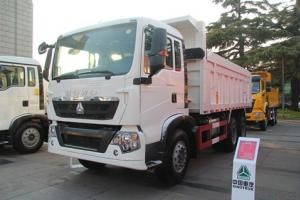 中国重汽 HOWO-T5G重卡 6X4渣土自卸车