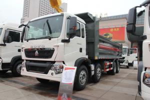 中国重汽 HOWO-T5G 8X4自卸车