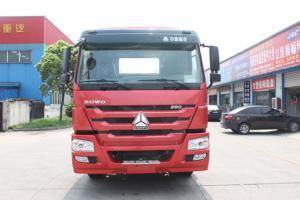 中国重汽 HOWO 4×2后提升式牵引车