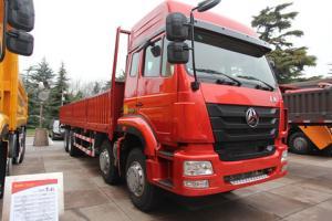 中国重汽 豪瀚 8X4复合版载货车