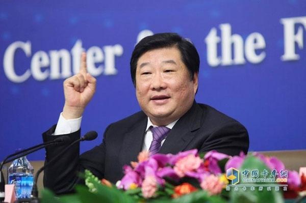 潍柴集团董事长谭旭光先生