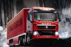 中国重汽 HOWO-T5G 6*4 牵引车 340马力