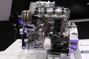 潍柴轻型动力 WP3系列柴油机