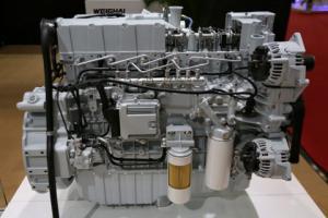 潍柴动力 WP7发动机