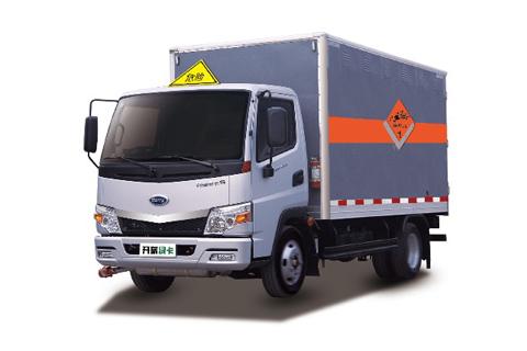 开瑞绿卡S系 129马力 国四 危化品专用车