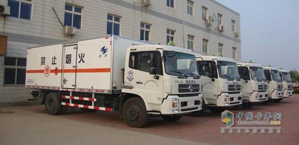 郑州红宇专用汽车积极拓展市场