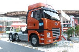 一汽解放 J6H重卡 420马力 6×4 牵引车 CA4250P66K24T1A3HE