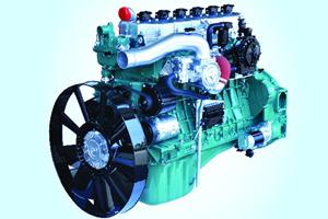 奥威6SM 370马力 国五发动机