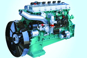 奥威6SL2 290马力 国五发动机
