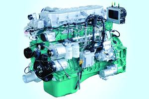 奥威6DL2 350马力 国四发动机