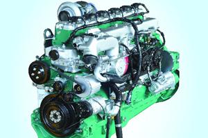 奥威6SN 420马力 国五发动机