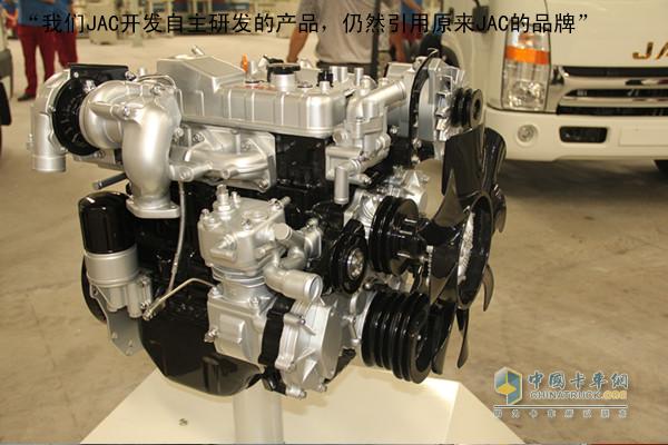 jac是中国著名的商用车品牌,有300万台以上的市场保有量,销售地区遍布