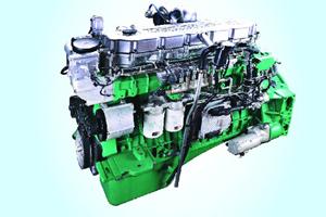 一汽锡柴 奥威6DL1 260马力 国四发动机