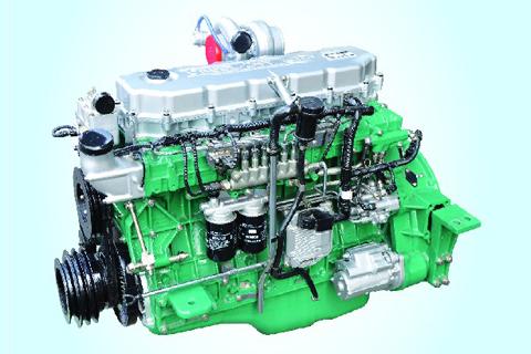 奥威6DL 260马力 国四发动机