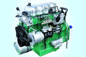 一汽锡柴 奥威4DL 210马力 国四发动机