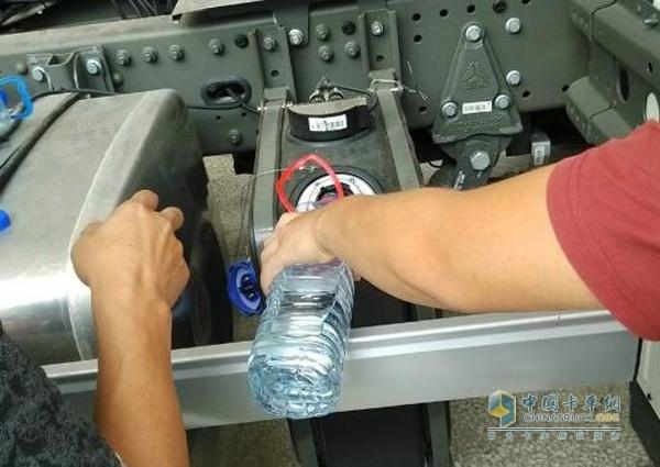 车用尿素不能用农用尿素、纯净水代替