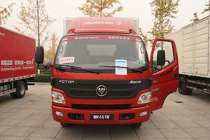 福田欧马可3系 141马力 4×2单排厢式轻卡(BJ5049V8BEA-FA)