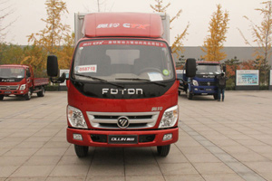福田奥铃CTX 118马力4×2厢式载货车(BJ5049XXY-BF)