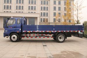 福田奥铃TX 141马力4×2平板载货车(BJ1139VJPFG-2)