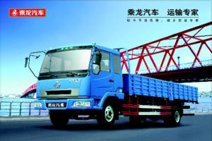 东风柳汽 乘龙M31A 康明斯190马力 国四 6×2仓栅式载货车