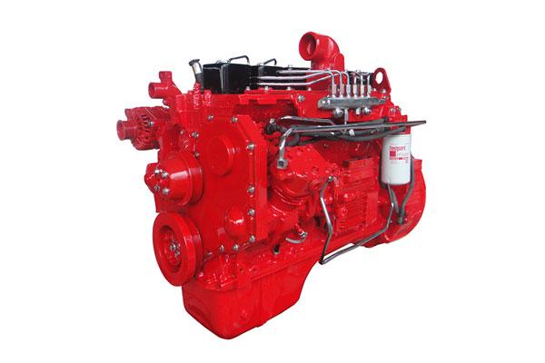 东风康明斯 ISB3.9 168马力 国四发动机