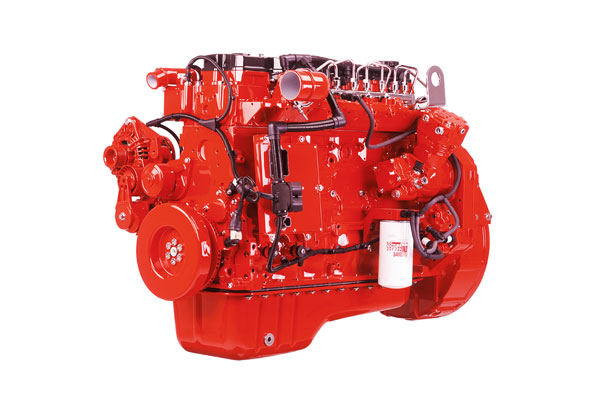 东风康明斯 ISDe6.7 210马力 国四发动机