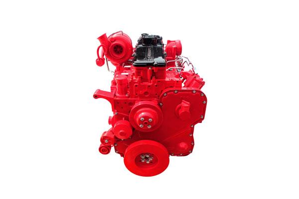 东风康明斯 ISLe8.9 375马力 国四发动机